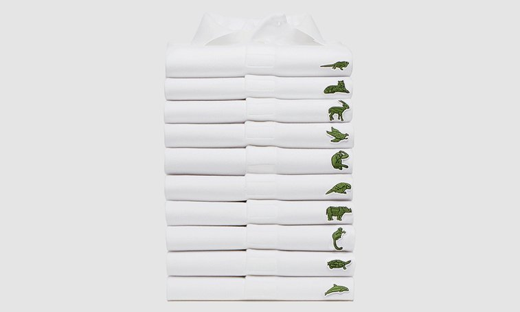 Lacoste Save the Species Collection | Cool Material