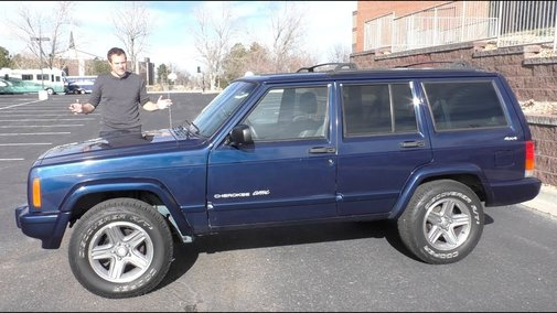 Here's Why Everyone Loves The Jeep Cherokee XJ [Doug DeMuro]