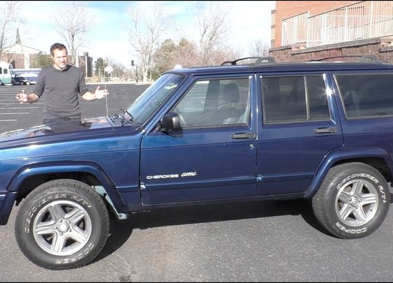 Here's Why Everyone Loves The Jeep Cherokee XJ [Doug DeMuro]