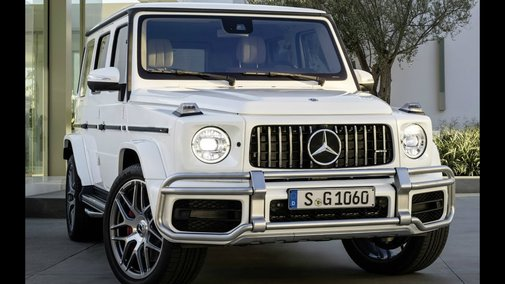 Proven To Be Powerful: 2019 Mercedes-AMG G 63 4.0-litre V8 Biturbo