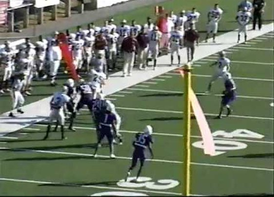 Trinity University Miracle Lateral Play - YouTube