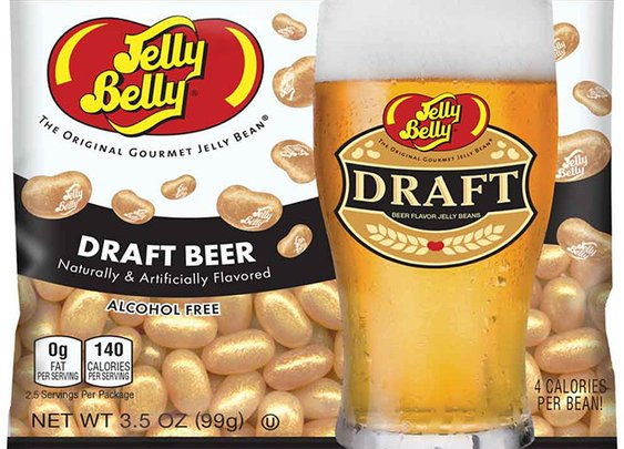 World's First Beer-Flavored Jelly Beans