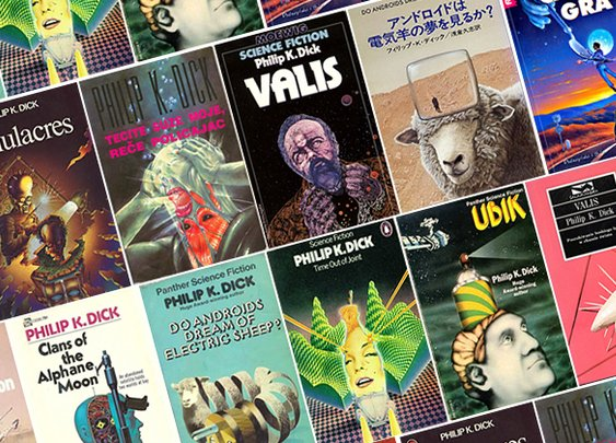 33 of the Weirdest Philip K. Dick Covers We Could Find | Literary Hub