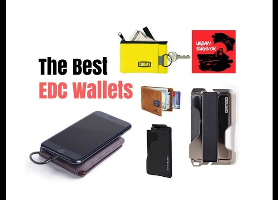 Top 5 EDC Wallets for 2018 - YouTube