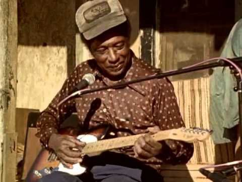 Mississippi Blues by RL Burnside
