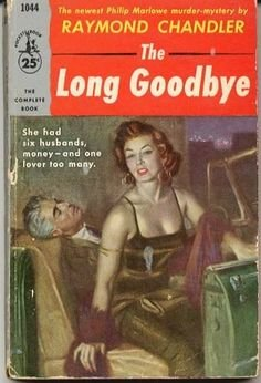 The Long Goodbye: The 49 Best Covers from Around the World | CrimeReads
