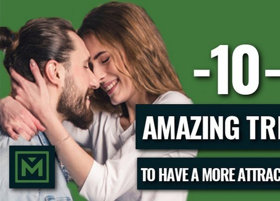10 WAYS To INSTANTLY Have a MORE ATTRACTIVE FACE | How To EASILY Be Better Looking to Girls - YouTube