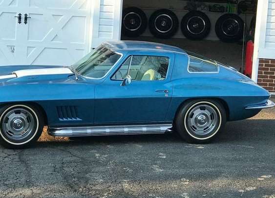 """A Pinnacle Of Preservation"": 1967 Chevrolet Corvette"