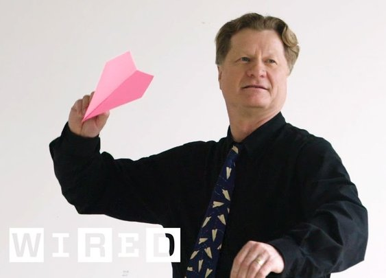 How to Make a World Record Paper Airplane