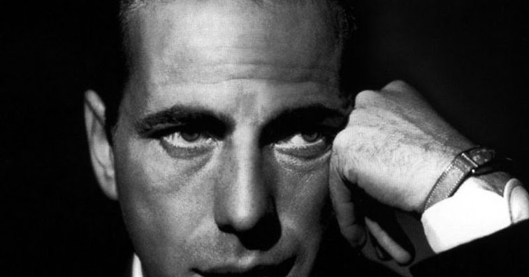 The Greatest Male Star of Classic American Cinema: 44 Portrait Photos of Humphrey Bogart
