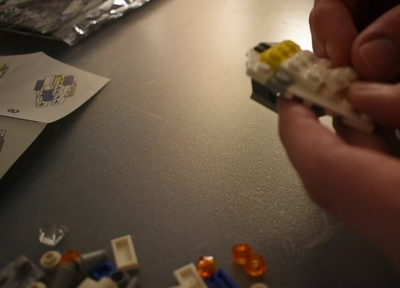 Lego 30496 mini U Wing - YouTube
