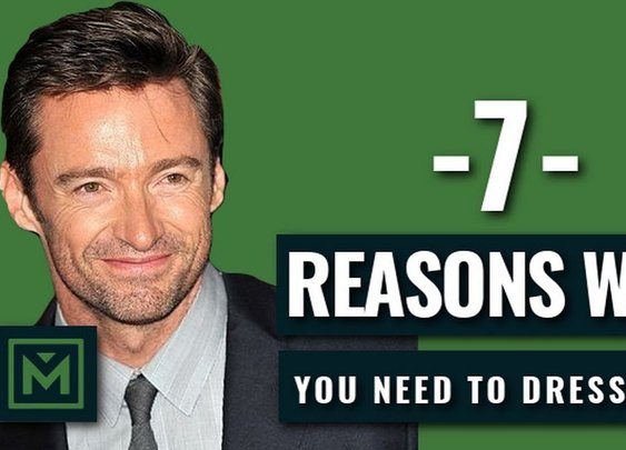 7 SCIENTIFICALLY PROVEN Benefits of Dressing Well (Surprising Data) | Why You NEED to Dress BETTER - YouTube