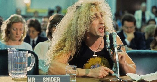 Dee Snider on PMRC Hearing: 'I Was a Public Enemy' - Rolling Stone