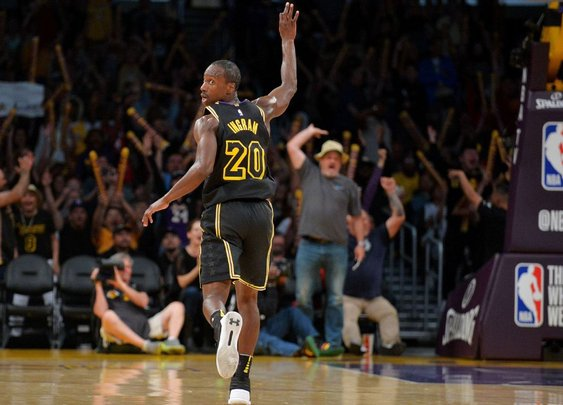 Andre Ingram scores 19 points in NBA debut after decade in G League