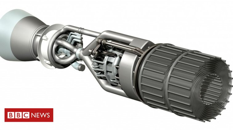 Rolls-Royce and Boeing invest in UK space engine