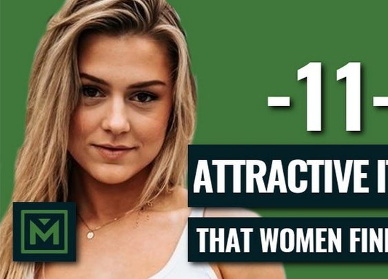 11 Items that INSTANTLY Make You More Attractive - How to Naturally Attract Girls - YouTube