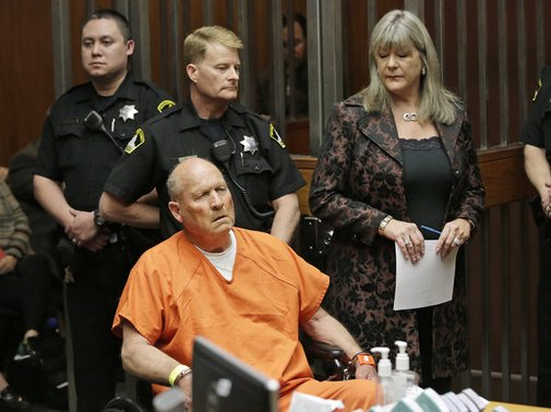 In Hunt For Golden State Killer, Investigators Uploaded His DNA To Genealogy Site