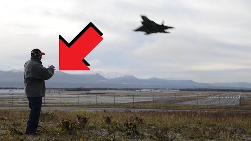 WW2 Airmans Reaction On Seeing F-22 Raptor Live In Action For the First Time In His Life - YouTube