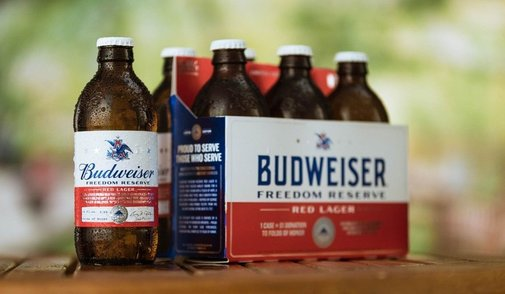 Budweiser releases new beer based on George Washington's handwritten recipe | Fox News