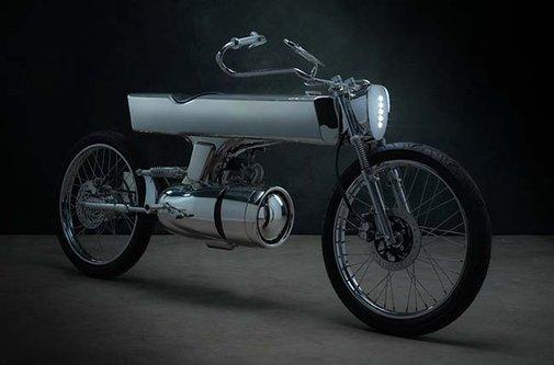 L-Concept by Bandit9 Is A Sculpture On Wheels
