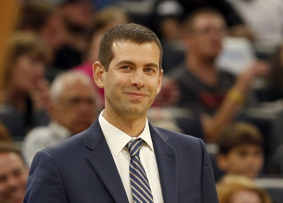 Brad Stevens out of bounds plays made Philadelphia 76ers look silly twice