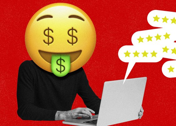 Inside Amazon's Fake Review Economy