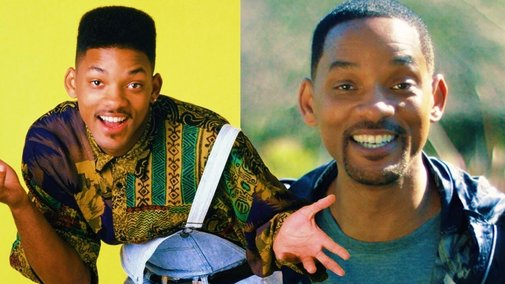 How I Became The Fresh Prince of Bel-Air