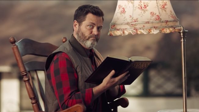 Nick Offerman Silently Judges Those Who Can't Repair Their Stuff in Ads for J-B Weld – Adweek