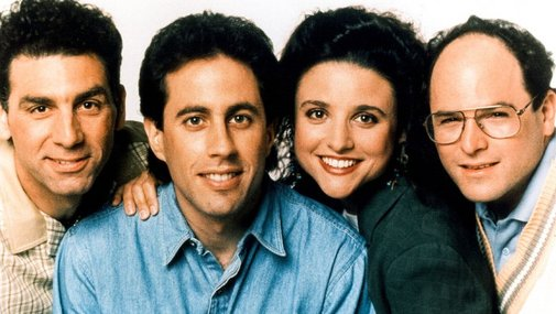 'Seinfeld' Finale at 20: Hidden Tales From the Vault of a Comedian's Bizarro World | Hollywood Reporter