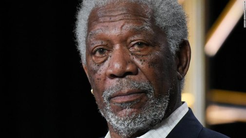 Morgan Freeman accused of inappropriate behavior, harassment