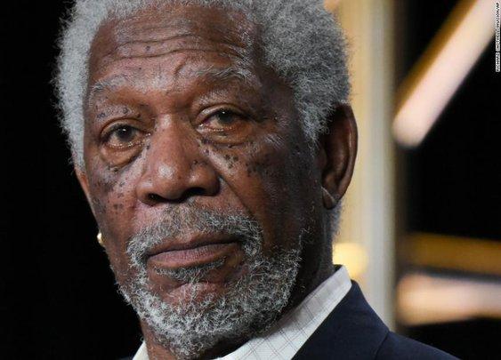 Morgan Freeman accused of inappropriate behavior, harassment