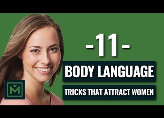 How to Attract a Woman with BODY LANGUAGE (Proven Tricks) - YouTube