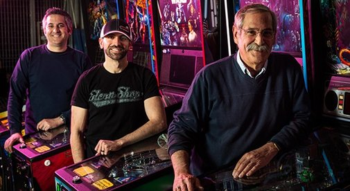 The First Family of pinball: Meet the local wizards behind the game's huge resurgence | Feature | Chicago Reader