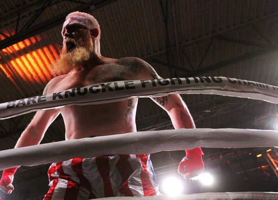 Legal Bare Knuckle Boxing Debut in Wyoming