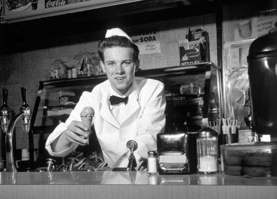 The Lost Lingo of New York City's Soda Jerks - Gastro Obscura