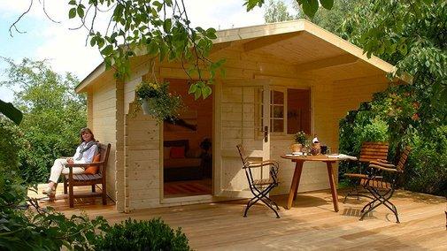Allwood Eagle Point Cabin Kit | Allwood Cabin Kit | Uber Wants