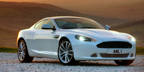 A History of Aston Martin DB Models