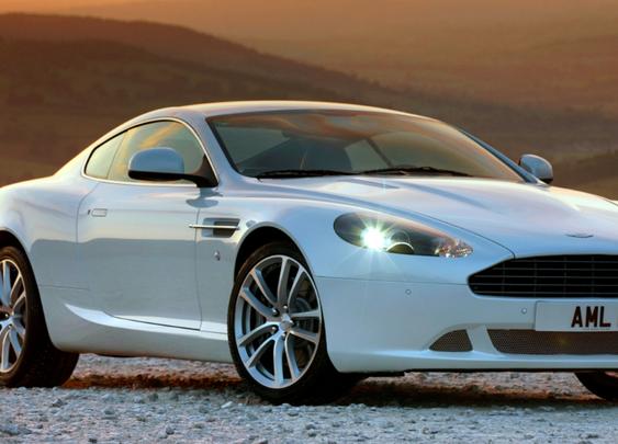 A History of Aston Martin DB Models