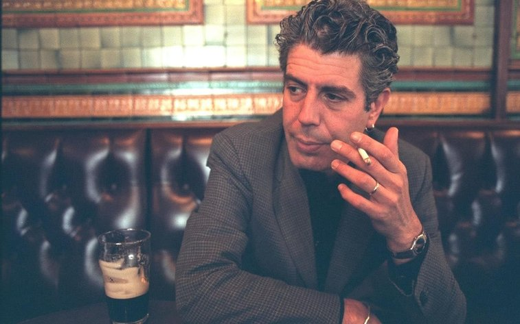 'Drink a cold beer and let somebody else figure it out': 22 of Anthony Bourdain's wisest quotes about travel