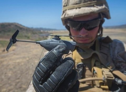 Eurosatory 2018: Pocket-sized spy drone is a powerful eye in the sky for US troops | Fox News