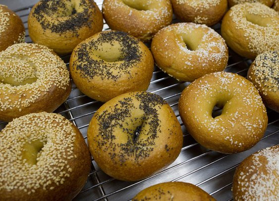 There Are Only Six Acceptable Bagel Flavors | Extra Crispy