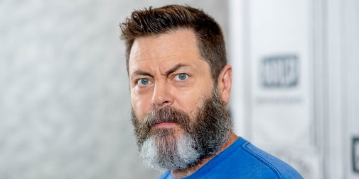Offerman's Getting Punched in the Face and New Definition of Manliness