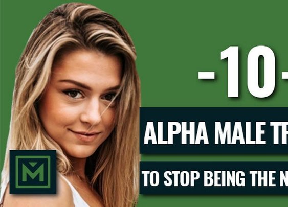 Don't Be The Nice Guy - 10 POWERFUL Tricks To Be The Alpha Male - YouTube