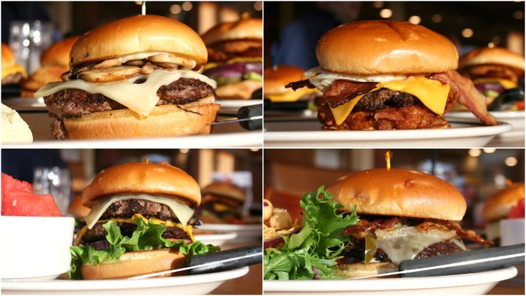 I ordered and tasted all of the IHOP burgers, for journalism