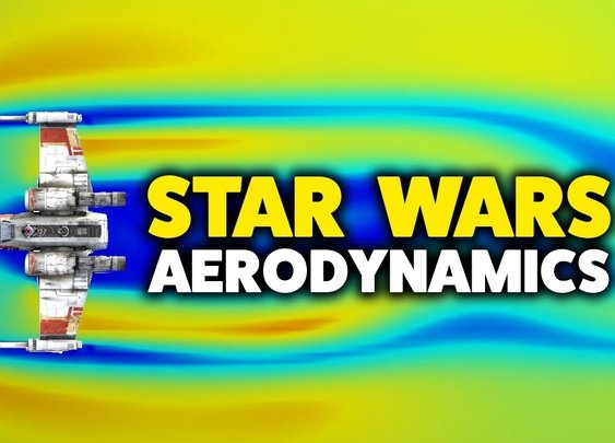 Star Wars Aerodynamics - YouTube