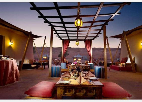10 of the Middle East's best desert stays |          United Arab Emirates |          Hospitality |             ArabianIndustry.com