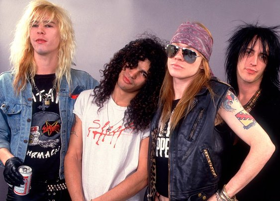 Guns N' Roses' Release Deluxe Versions of Appetite for Destruction