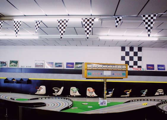 Meet the Neighbourhood Slot Car King