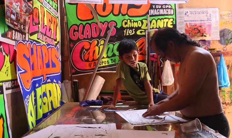 Chicha Art: Ancestral Colors, Modern Designs | Smithsonian Folklife Festival