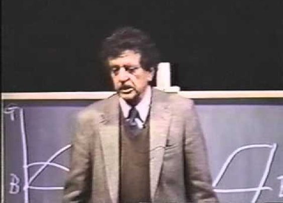 Kurt Vonnegut on the Shapes of Stories